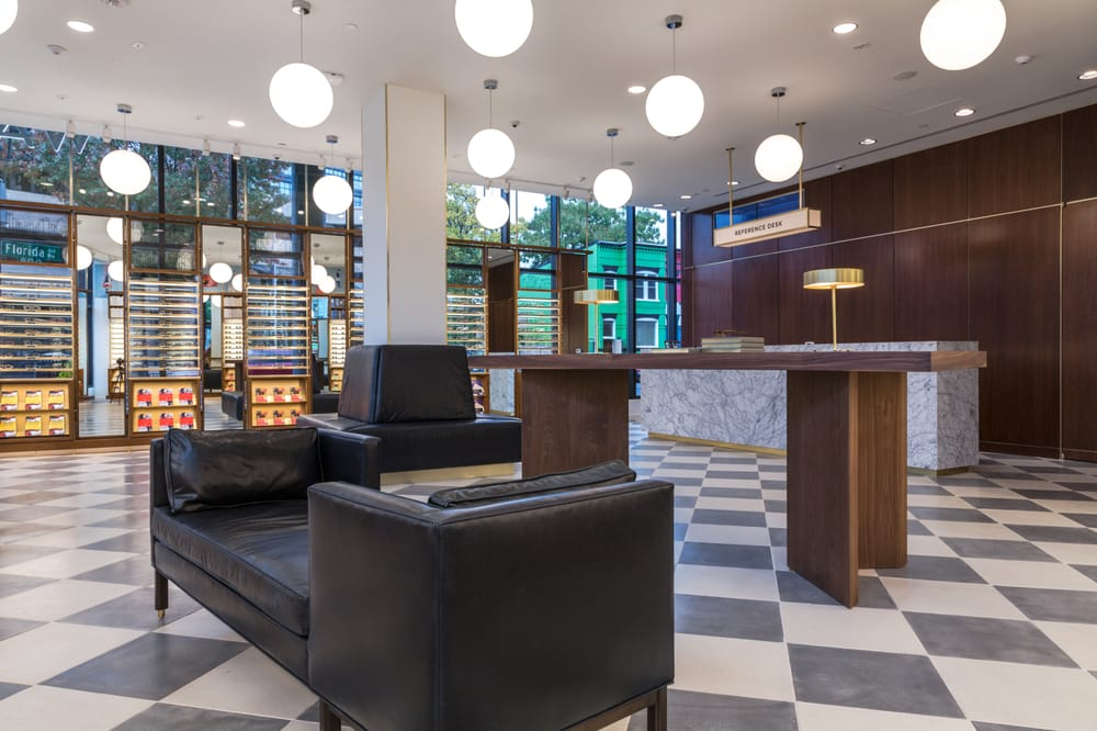 Warby Parker: 1924 8th Street NW, Washington, DC, DC
