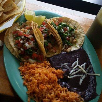 Spanglish Mexican Kitchen Menu