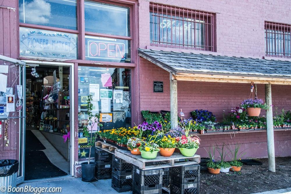 Pioneer Market: 10 S Main St, Fillmore, UT