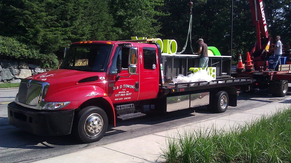 D & D Towing >> D And D Towing 45 Reviews Towing 1 Ellery St South