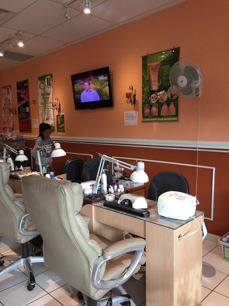 Belle Nails: 845 Sumpter Rd, Belleville, MI