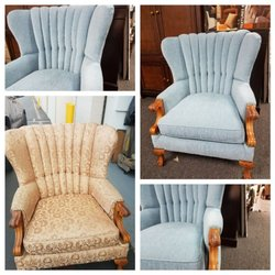 Photo Of Francou0027s Upholstery   San Marcos, CA, United States. Before And  After
