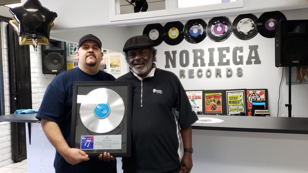 Noriega Records: 1047 W 6th St, Corona, CA