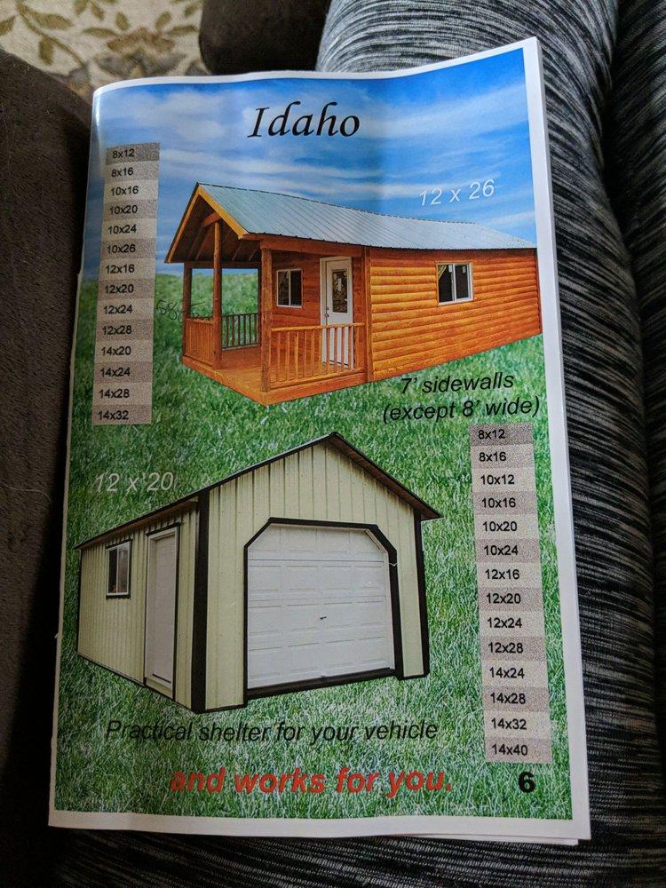 Birky's Better Built Barns: 4570 Bellstar Rd, Clayton, WA