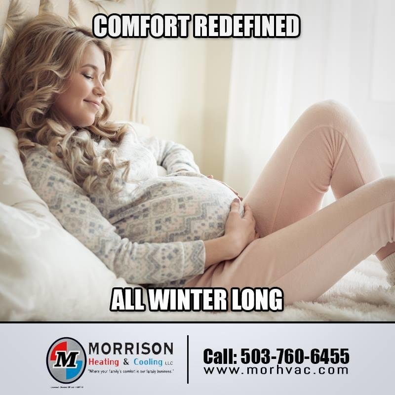 Morrison Heating & Cooling: 9260 SE 74th Ave, Portland, OR