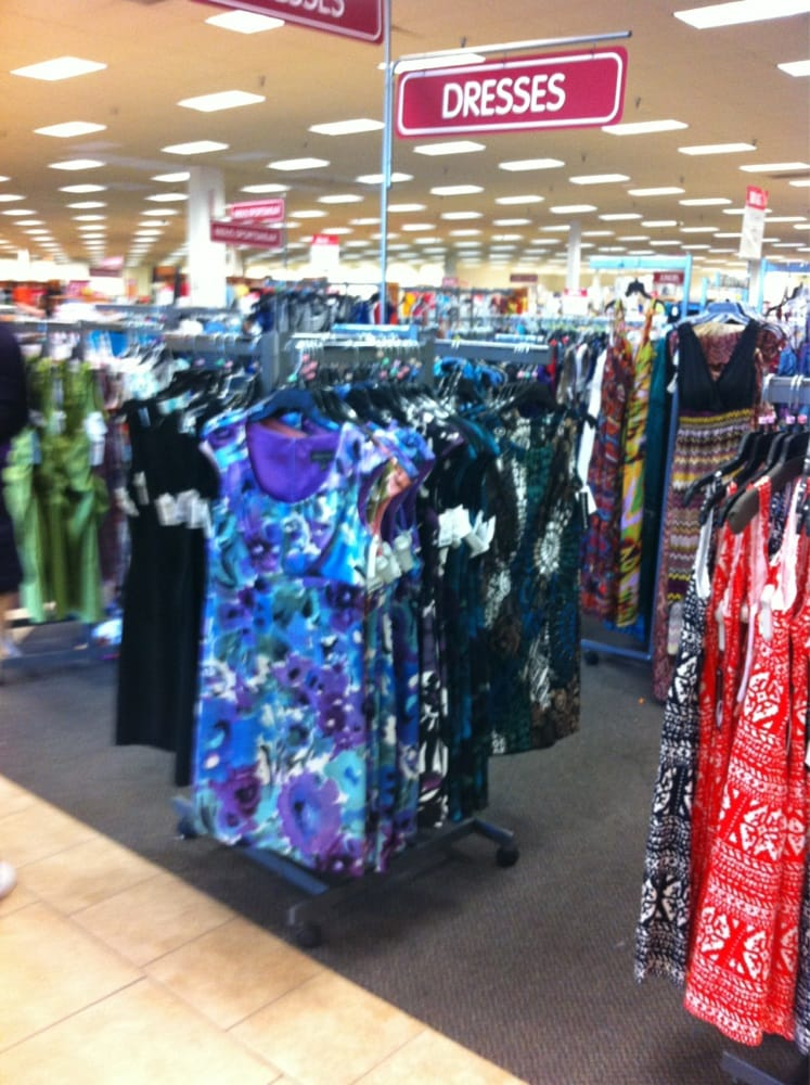 Burlington clothing store