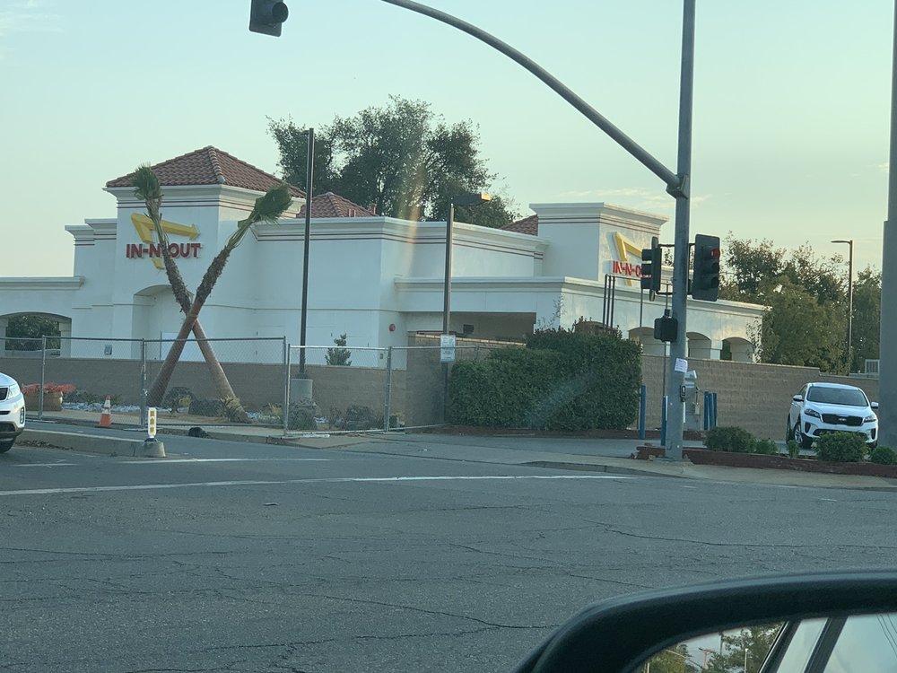 In-N-Out Burger: 5150 Churn Creek Rd, Redding, CA
