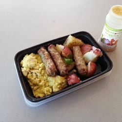 My Fit Foods Sherman Oaks Menu