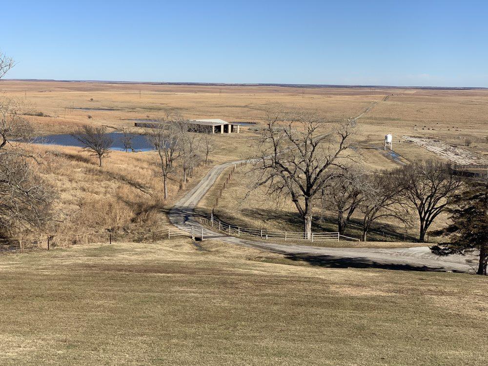 Drummond Land & Cattle: 1510 County Road 4300, Shidler, OK