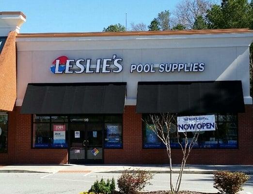 Leslie's Pool Supplies, Service & Repair 4357 Forsyth Rd
