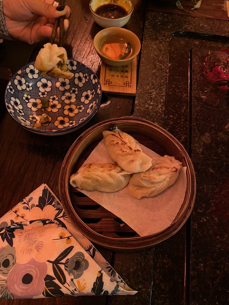 Food from Yellow Mountain Tea House