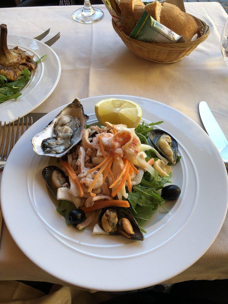 Sabatini 41 foto e 34 recensioni cucina italiana - Finestra su trastevere ...