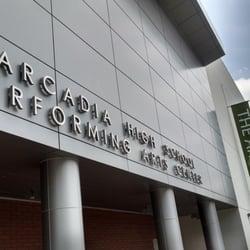 Arcadia High School Performing Arts Center Closed 30 Photos
