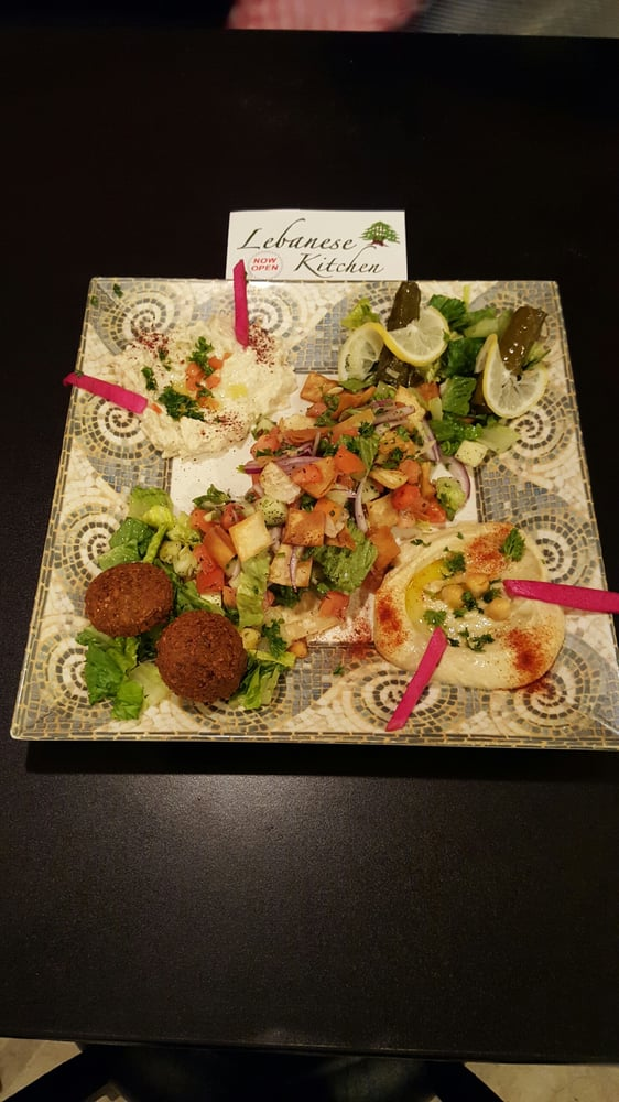 Lebanese Kitchen Restaurant Fairfax Va
