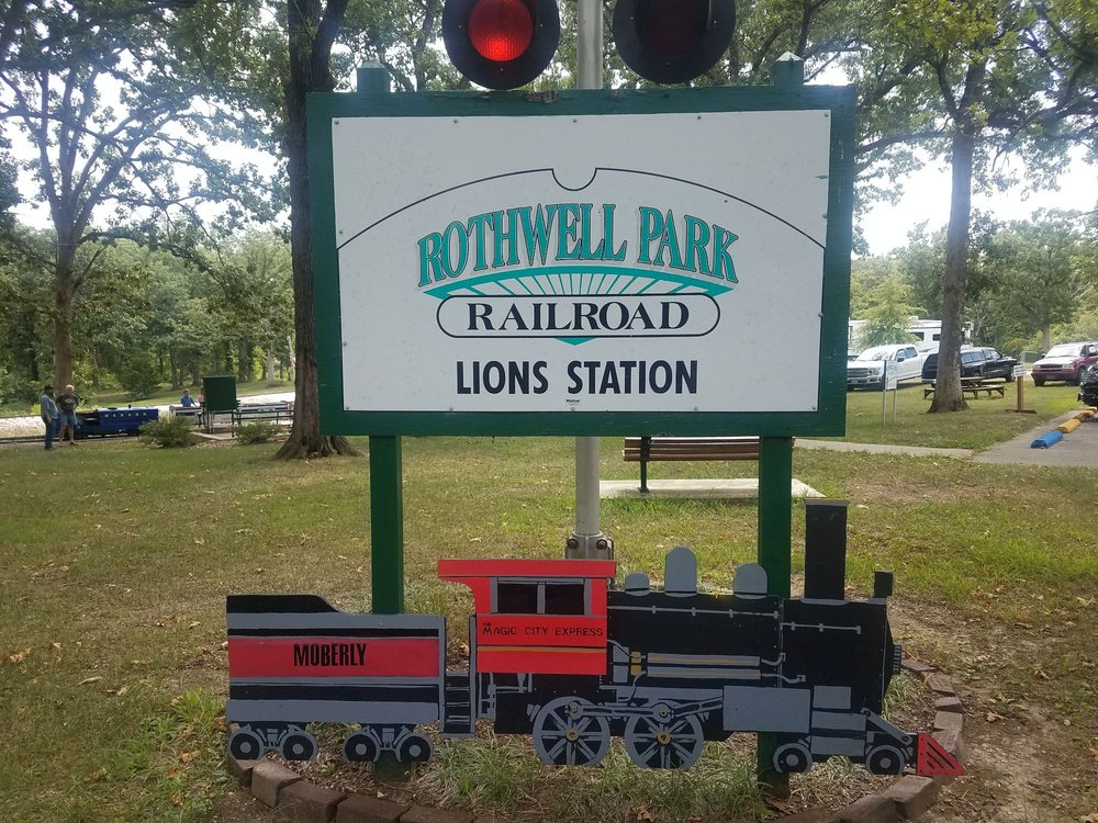 Rothwell Park: 200 N Clark St, Moberly, MO