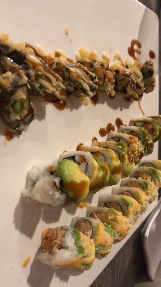 Oh Sushi: 2815 Beaver Ave, Des Moines, IA