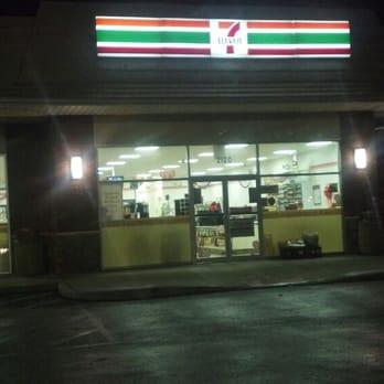 P O Of 7 Eleven Edison Nj United States Storefront