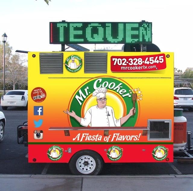 Las Vegas Food Trucks For Events