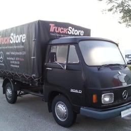 truckstore mercedes benz concessionnaire auto otto hahn ring 70 neuperlach munich bayern. Black Bedroom Furniture Sets. Home Design Ideas