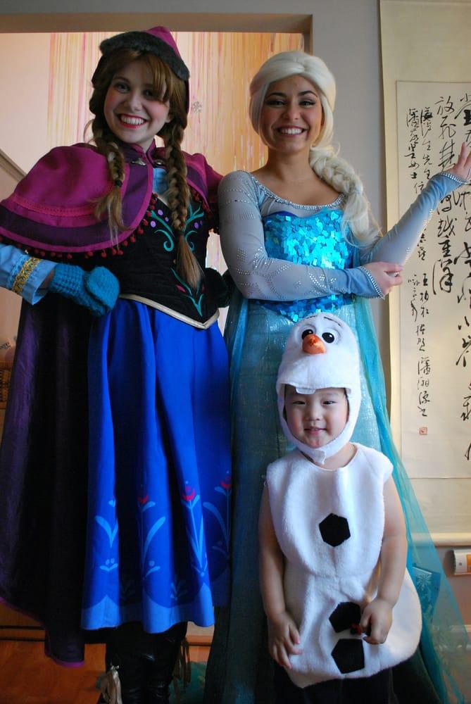 Photo Of Magic Music And More Princess Parties