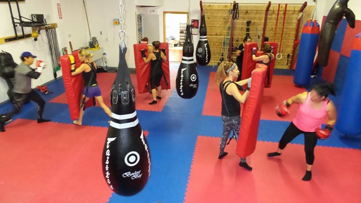 Mixed Martial Arts Underground: 835 Virginia Rd, Crystal Lake, IL