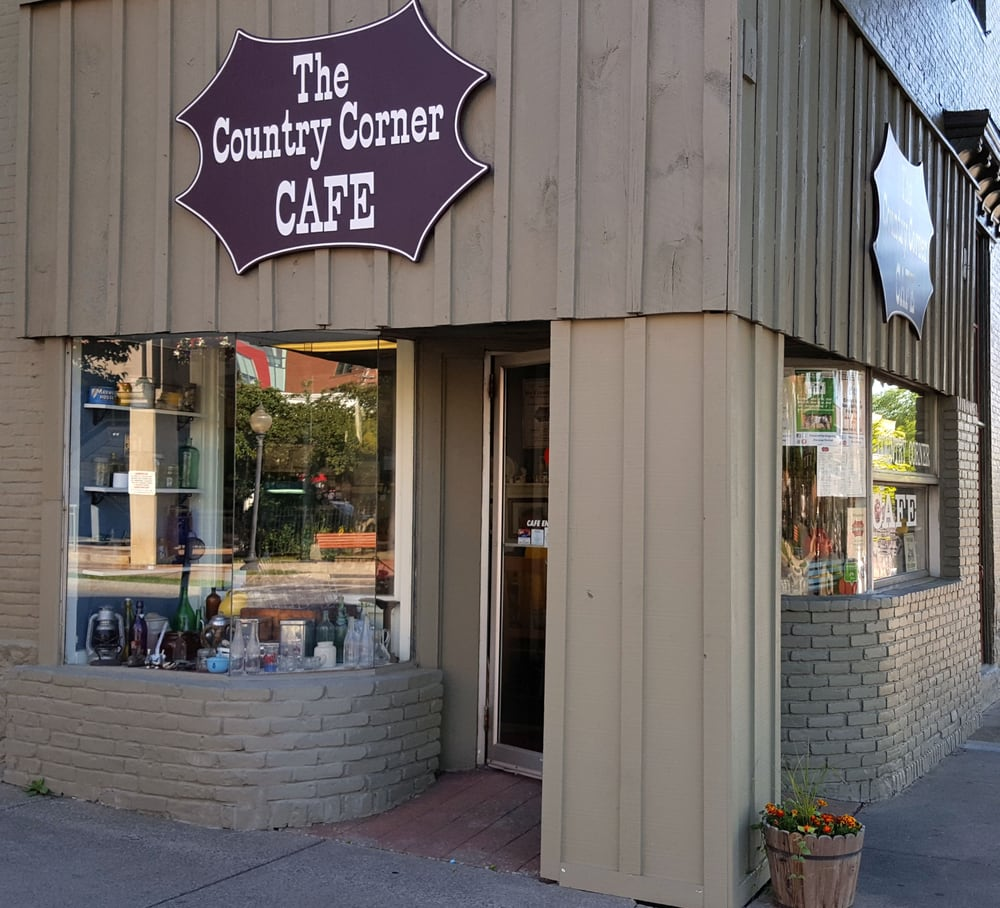 exceptional the country corner #5: Photo of The Country Corner Cafe - Saratoga Springs, NY, United States.  Breakfast