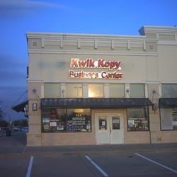 Kwik kopy business center printing services 3411 preston rd photo of kwik kopy business center frisco tx united states reheart Gallery