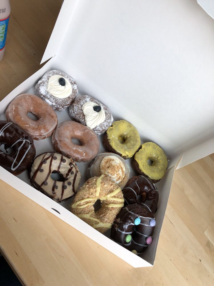 The Donut Kitchen: 7250 Virginia Pkwy, McKinney, TX