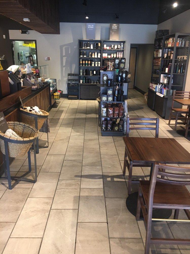 Starbucks: 241 Emily Dr, Clarksburg, WV