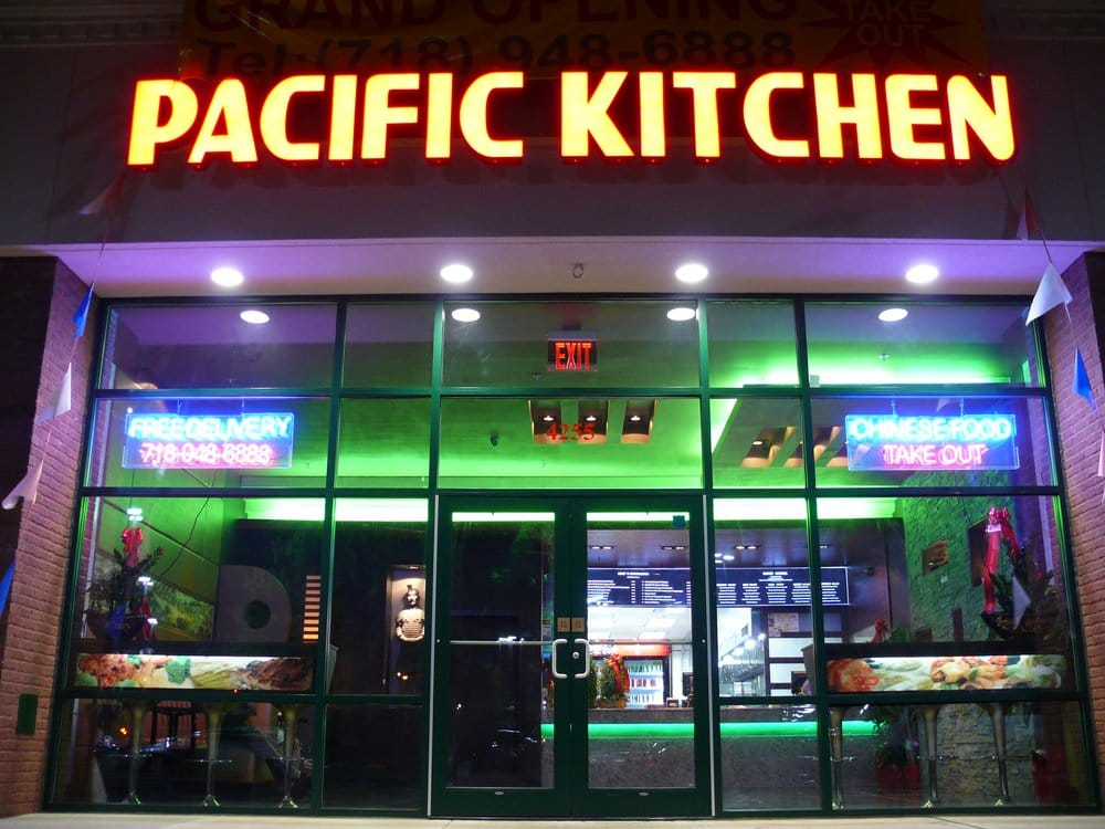 Pacific Kitchen Staten Island Ny Menu