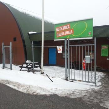 Botkyrka Rackethall - Badminton - Botkyrkaleden 7762e7eb70e86