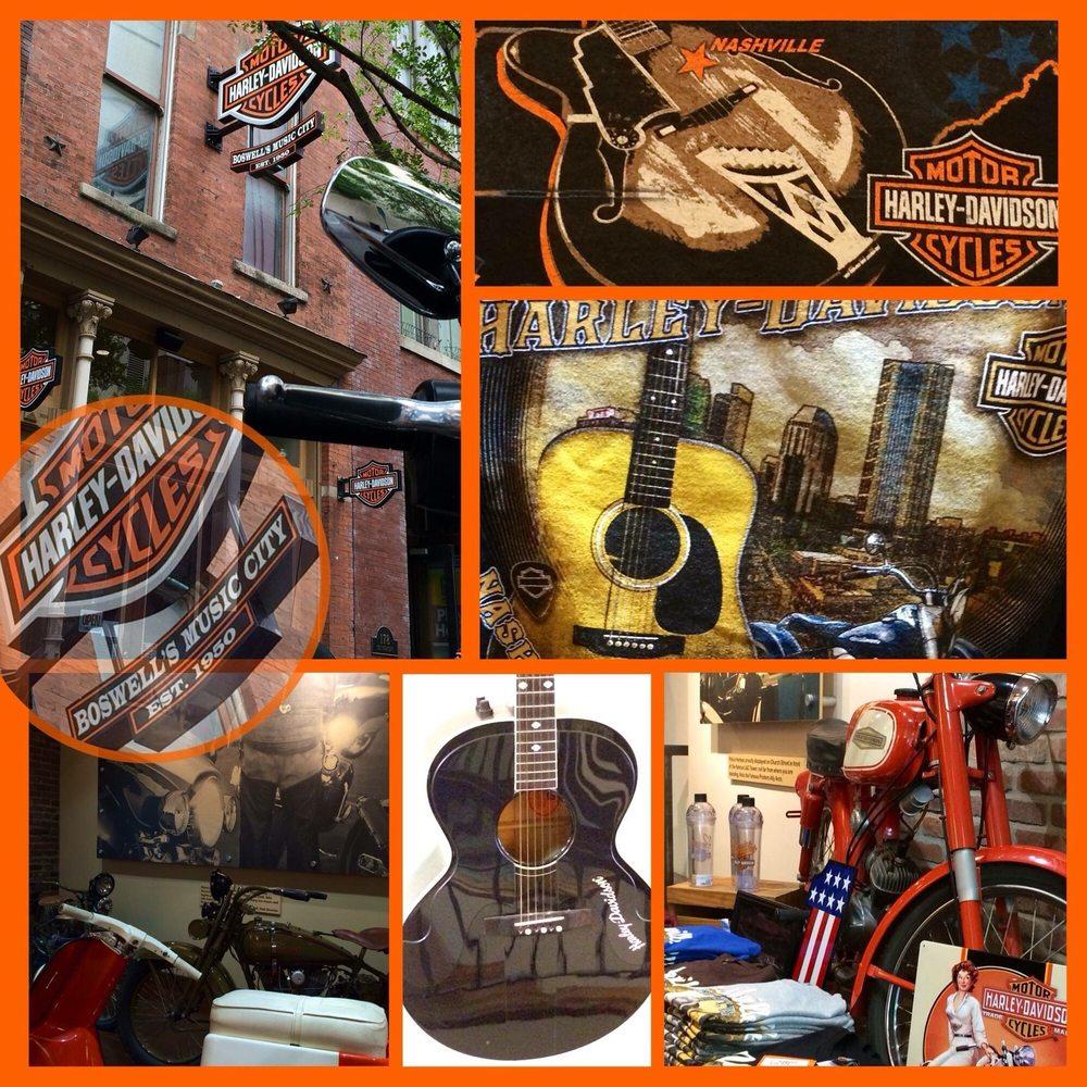 Honky Tonk Harley-Davidson