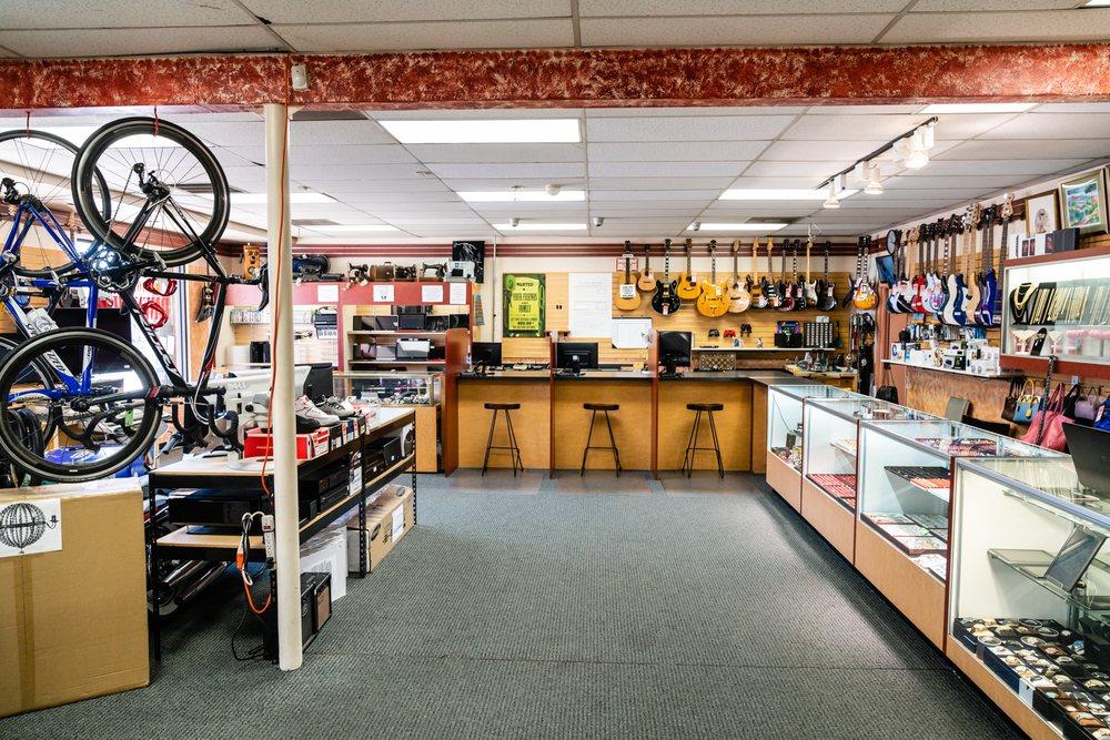 Diamond Jim's Pawn Shop
