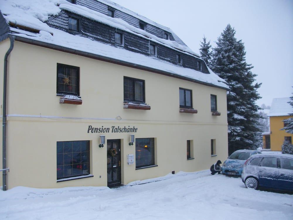 Talschänke mit Pension Brückner - Hotels - Talstr. 27 ...