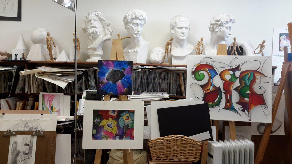 Eugene Art Center: 9240 Garden Grove Blvd, Garden Grove, CA