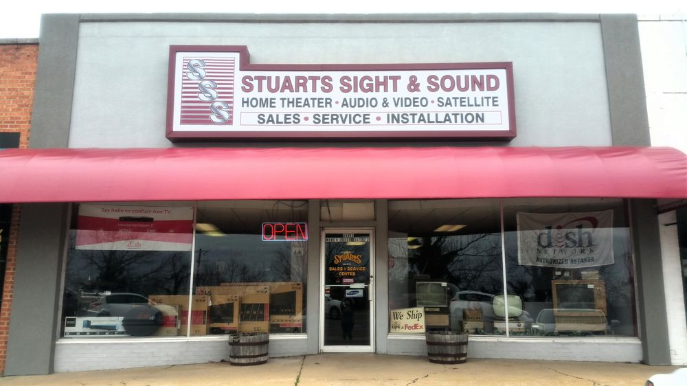Stuart's Sight & Sound: 16251 US Hwy 160, Forsyth, MO