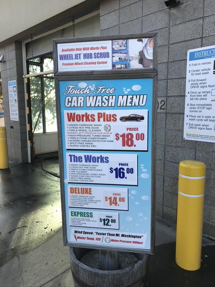 White River Car Wash: 130 Sykes Mountain Ave, White River Junction, VT