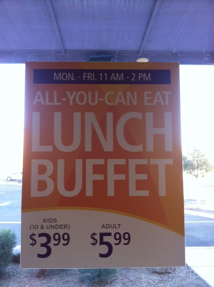 lunch buffet yelp rh yelp com Peter Piper Pizza Buffet Peter Piper Pizza Buffet