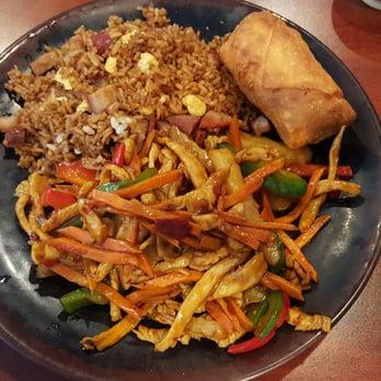 Egg Roll Chinese Restaurant Brooklyn
