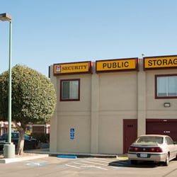 Photo Of Security Public Storage   Vallejo, CA, United States. Entrance On  Sonoma