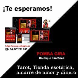 Pomba Gira - 11 Photos - Spiritual Shop - Calle Benavent, 29