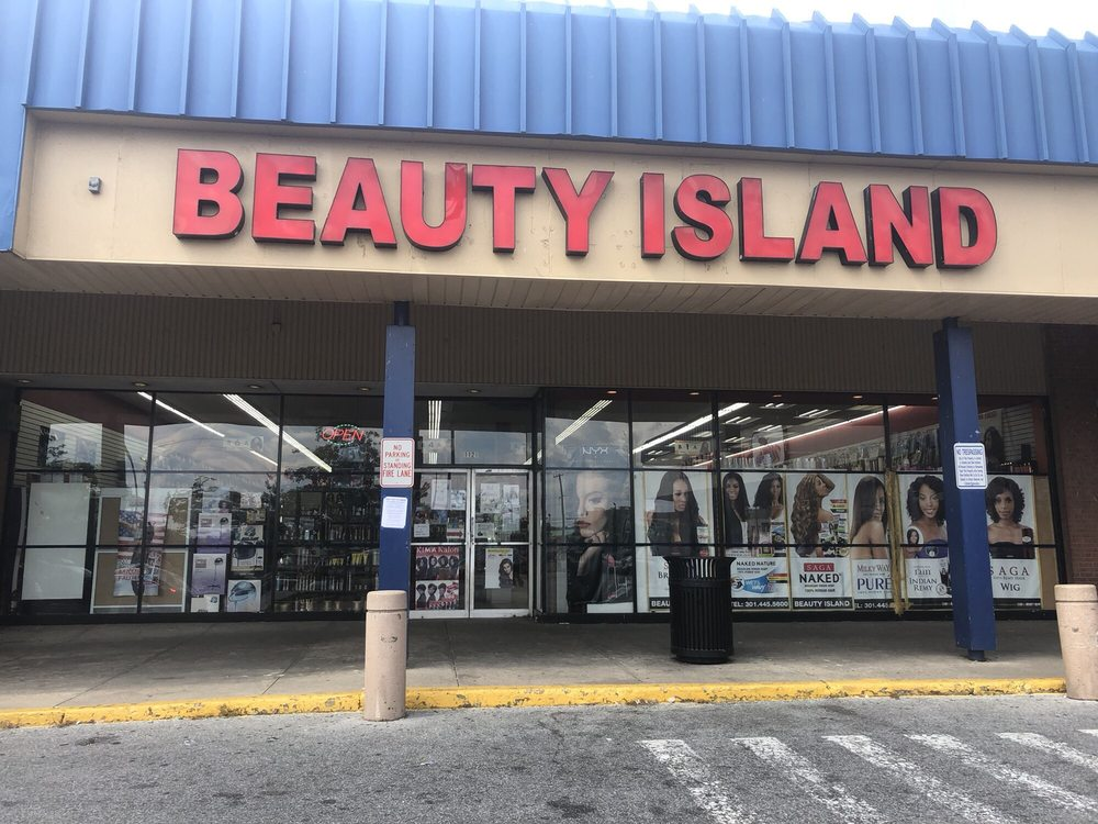 Beauty Island Beauty Supply: 1153 University Blvd E, Takoma Park, MD