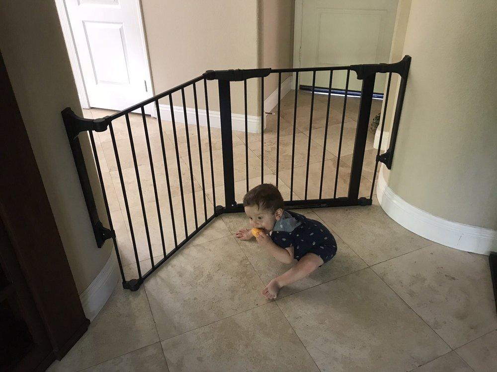 La seguridad original para los niños pequeños