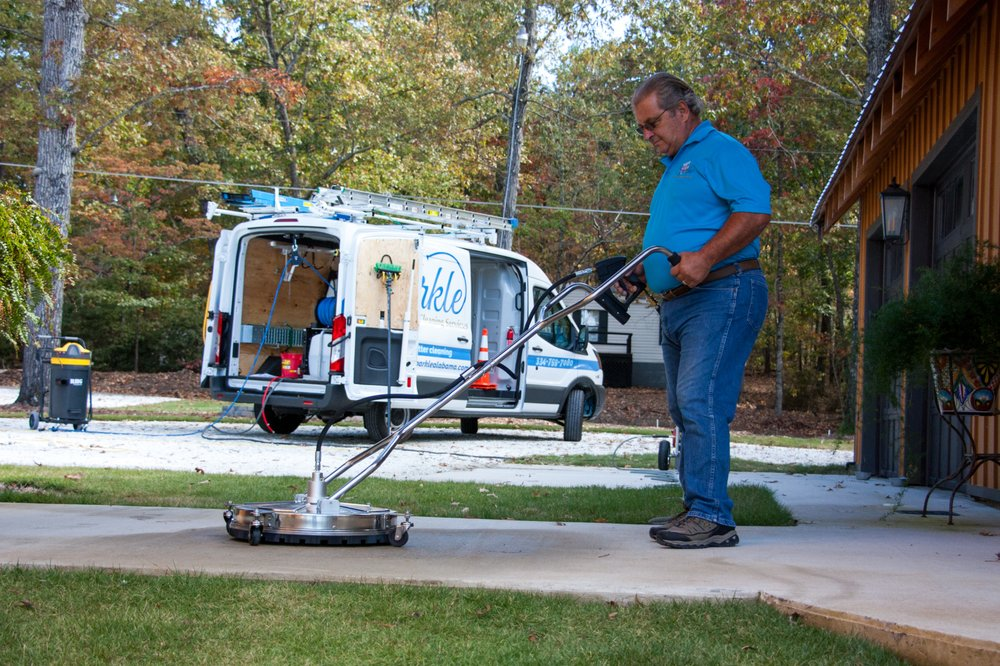 Sparkle Window Cleaning Services: 500 N 26th St, Opelika, AL