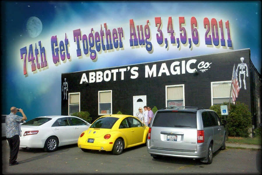 Abbott Magic Co: 124 S Saint Joseph St, Colon, MI