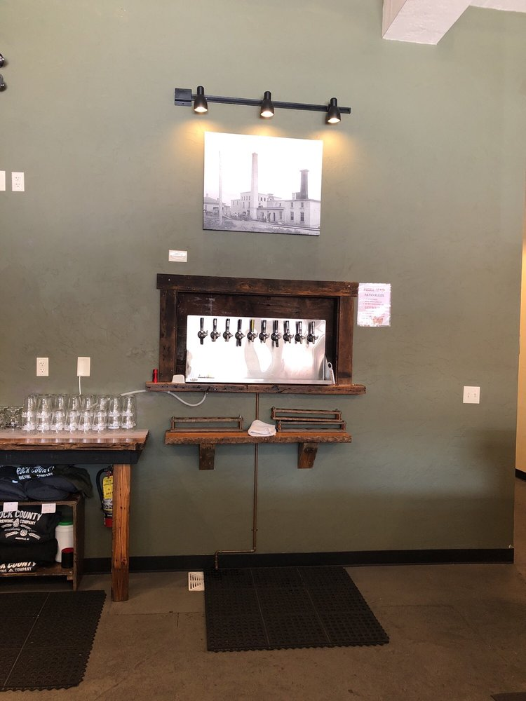 Rock County Brewing Company: 10 N Parker Dr, Janesville, WI