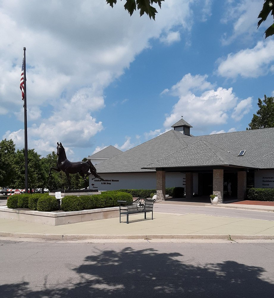 American Saddlebred Museum: 4083 Iron Works Pkwy, Lexington, KY