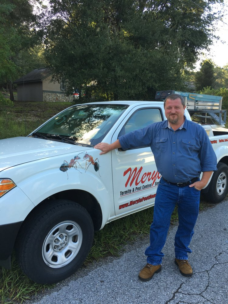 Meryl's Termite & Pest Control Services: 3957 N Caledonia Dr, Beverly Hills, FL