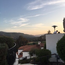 Photo Of Ojai Valley Inn Restaurant Ca United States Sunset Over