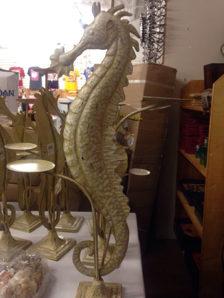 My New Seahorse Candle Holder As I Love Seahorses Yelp